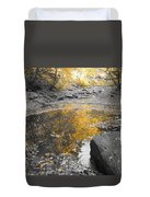The Dry Creek Bed Duvet Cover