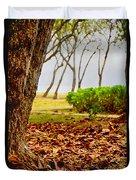 The Dry Season Duvet Cover
