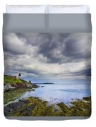 The Eastern Most Point In The U.s.a  Duvet Cover by Mircea Costina Photography