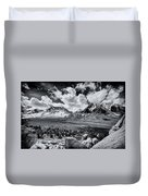 The Eastern Sierra Duvet Cover