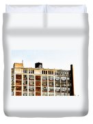 The Electric Factory Duvet Cover
