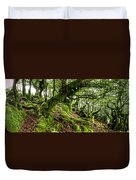 The Elven Forest No2 Wide Duvet Cover
