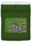 The Emerald Forest 14 Duvet Cover