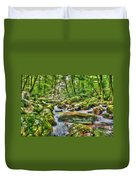 The Emerald Forest 4 Duvet Cover