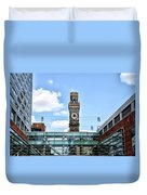 The Emerson Bromo-seltzer Tower Duvet Cover