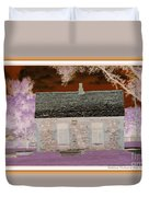 The Enchanted Cottage Duvet Cover