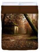 The Enchanted Trail Duvet Cover