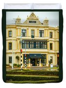 The Esplanade Hotel Auckland Duvet Cover