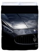 The Essence Of Maserati Duvet Cover