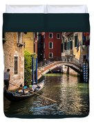 The Essence Of Venice Duvet Cover