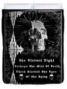 The Eternal Night Duvet Cover
