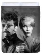 The Eurythmics Duvet Cover