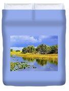 The Everglades Duvet Cover