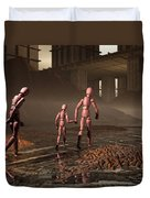 The Exiles Sojourn Duvet Cover