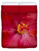 The Expression Of Love Duvet Cover