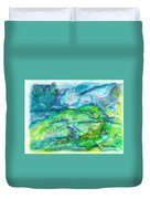The Eydes Of March Duvet Cover