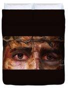 The Eyes Of Eternal Love Duvet Cover