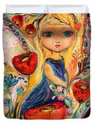 The Fairies Of Zodiac Series - Virgo Duvet Cover