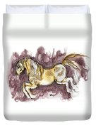 The Fairytale Horse 1 Duvet Cover