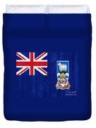 The Falkland Islands Flag Duvet Cover