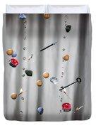 The Five Elements Duvet Cover