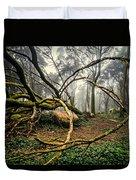 The Fallen Tree II Duvet Cover