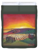 'the Farm' Duvet Cover