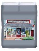 The Farmer's Country Store Duvet Cover