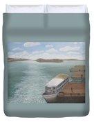 The Ferryman's Break Duvet Cover
