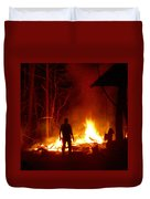 The Fire Starter Duvet Cover