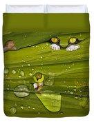 The First Rain Duvet Cover