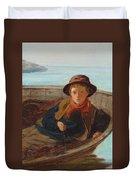The Fisher Boy Duvet Cover