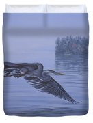 The Fisherman Duvet Cover
