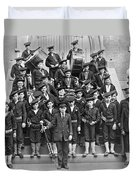 The Flatbush Boys' Club Band Duvet Cover