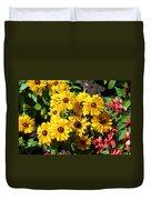 The Flower 16 Duvet Cover