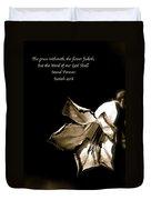 The Flower Fadeth Duvet Cover