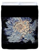 The Flower I Never Sent Duvet Cover by Michael Kulick