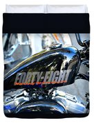 The Flying Forty Eight Duvet Cover