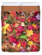 The Forest Floor Duvet Cover