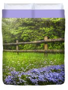 The Forest Is Calling Duvet Cover