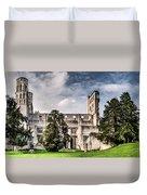 The Forgotten Abbey 2 Duvet Cover
