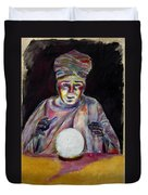 The Fortune Teller Duvet Cover