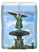 The Fountain Duvet Cover