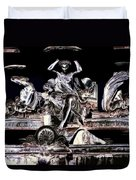 The Fountain Queen Duvet Cover