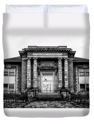 The Free Library Of Philadelphia - Manayunk Branch Duvet Cover