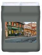 The French Quarter Duvet Cover