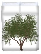 The French Tamarisk Tree Duvet Cover