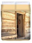 The Front Porch Duvet Cover