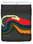 The Gale Duvet Cover