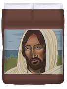 The Galilean Jesus 266 Duvet Cover